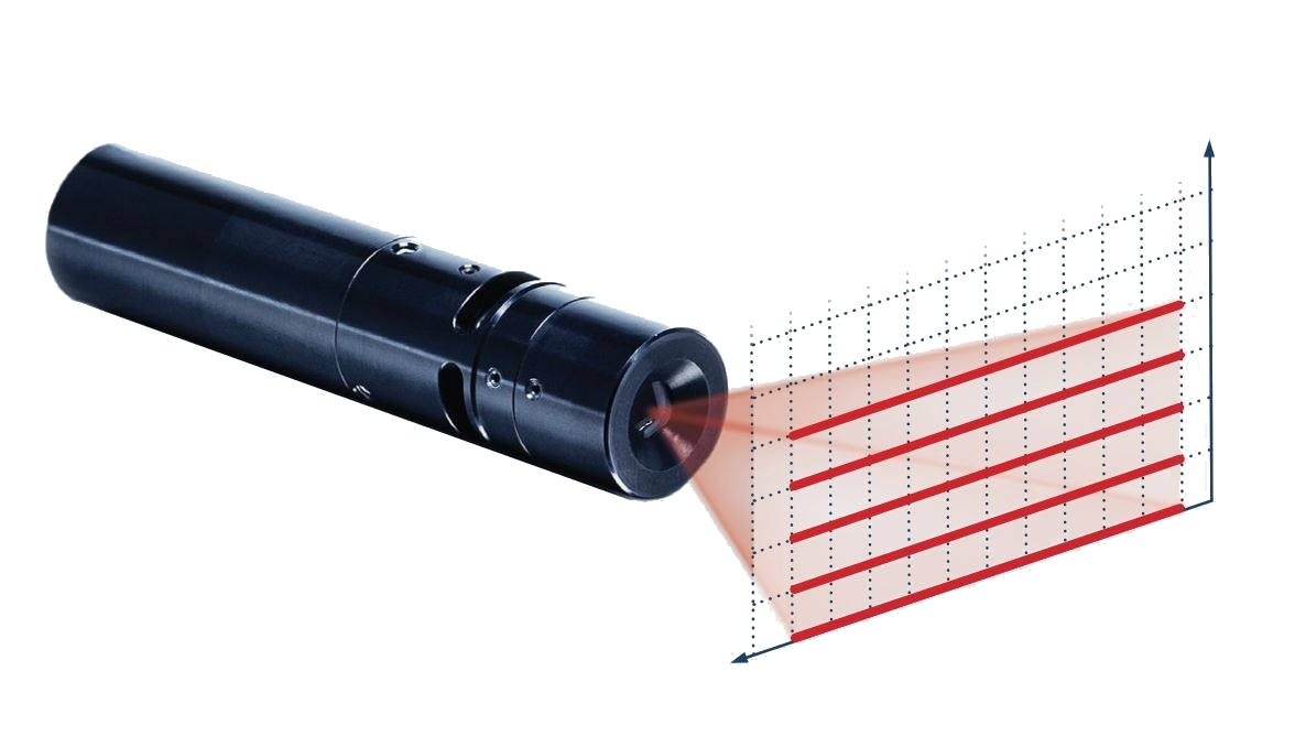 Multi-Line Projector