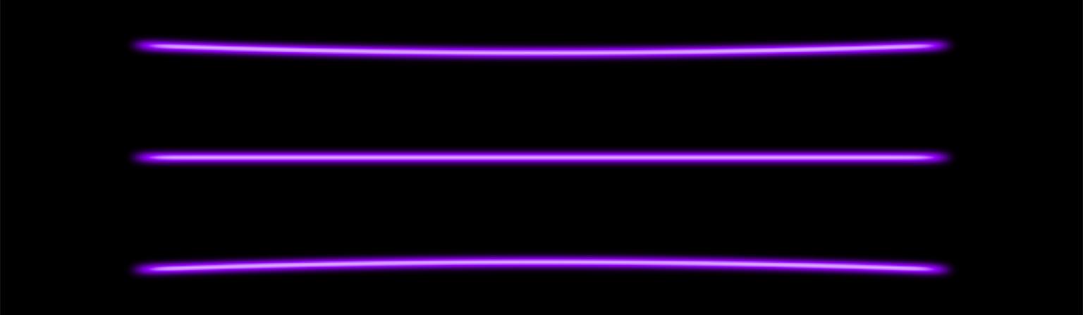 405nm (Violet) 3 line multi-line laser projection