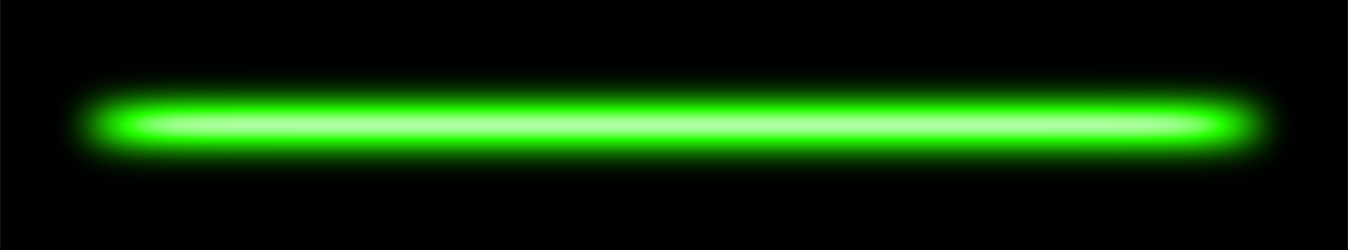 520 nm (green) uniform laser line