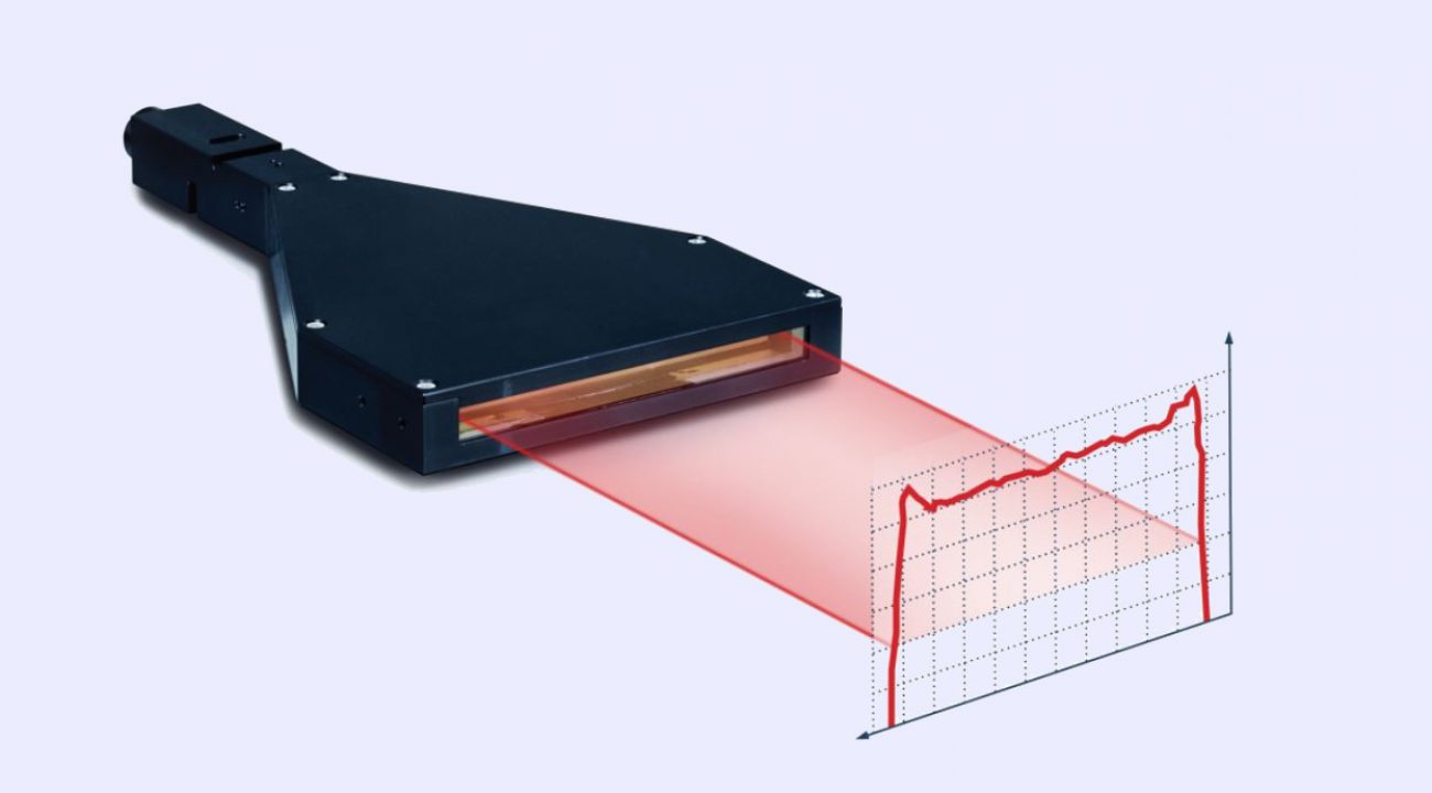 Telecentric Laser Projector